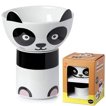 Skål och mugg- set, Adoramals Panda