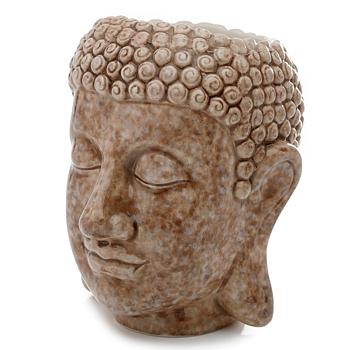 Växtkruka i Keramik, Thai Buddha