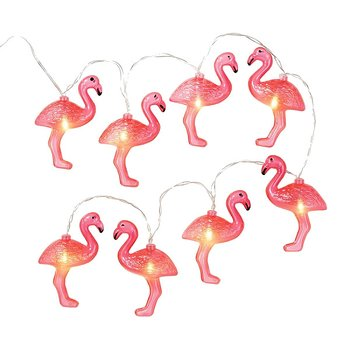 Flamingo ljusslinga, Mix & Match