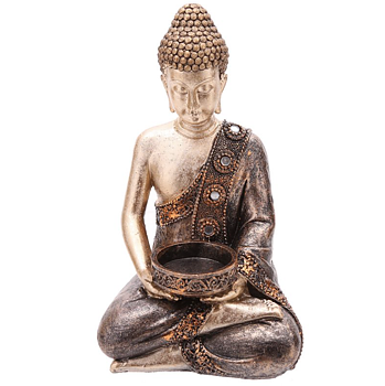 Värmeljushållare, Thailänds Buddha