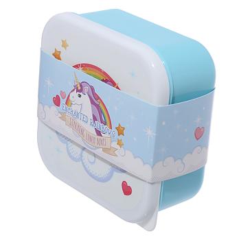 Lunchbox (3st), unicorn