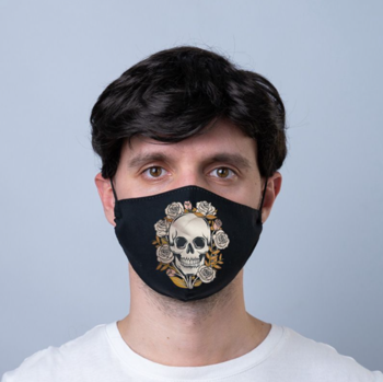 Kangasmaski, skull (iso)