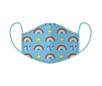 Kangasmaski, sateenkaari (pieni)