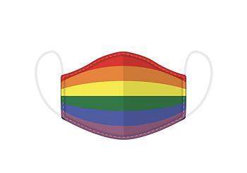 Kangasmaski, pride (iso)