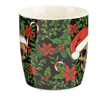 Muki pääkallo, joulu