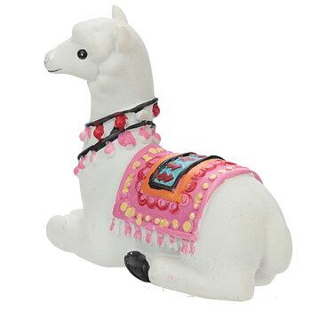 Patsas Alpakka, valkoinen
