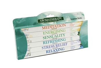 Rökelse, aromaterapi presentförpackning