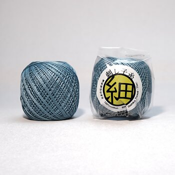 Thin Sashiko thread 209 - Light blue