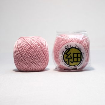 Thin Sashiko thread 214 - Pink