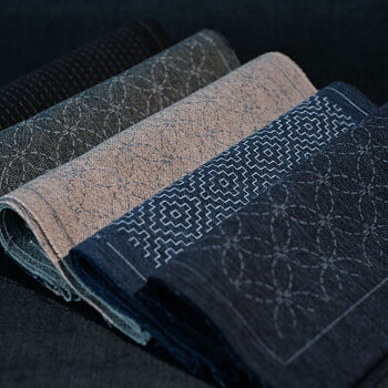 Sashiko Patch Mending