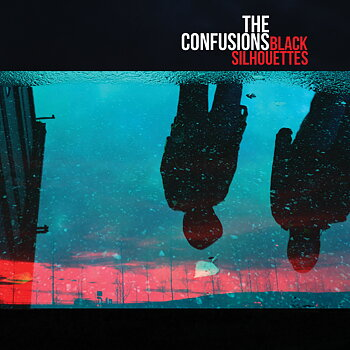 THE CONFUSIONS - Black Silhouettes (dubbel-LP) Signerade