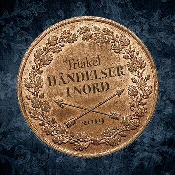TRIAKEL- Händelser i Nord (album) - signed