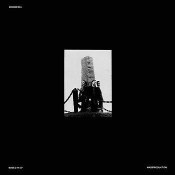MASSMEDIA - SISTA ACKORDET (LP) Rosa vinyl
