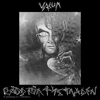 VACUM - Rädd för tystnaden/Korståg double LP