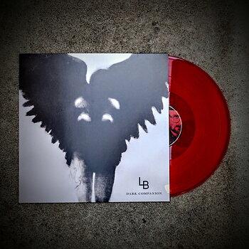 LARS BYGDÉN - DARK COMPANION ( LP ) röd vinyl