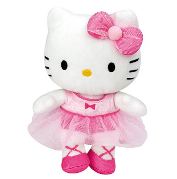 Hello Kitty Mjukis Ballerina 28 cm