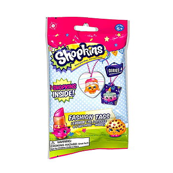 Shopkins Fashion Tags Sticker Series 4