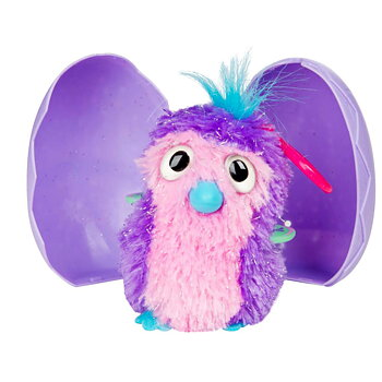 Hatchimals Glittering Garden Minis Plush - Clip On
