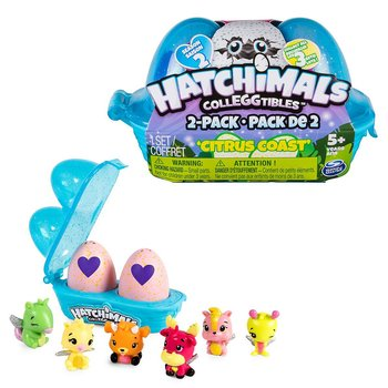 Hatchimals Colleggtibles Season 2 Citrus Coast Mystery 2-Pack [Egg Carton]