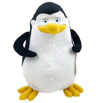 Penguins of Madagascar Gosedjur 25 cm