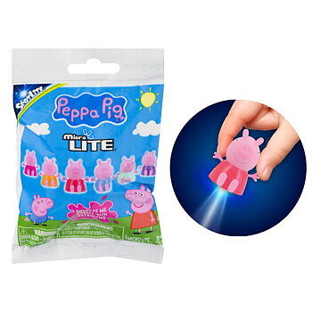Greta Gris/Peppa Pig Micro Lite Mystery Pack