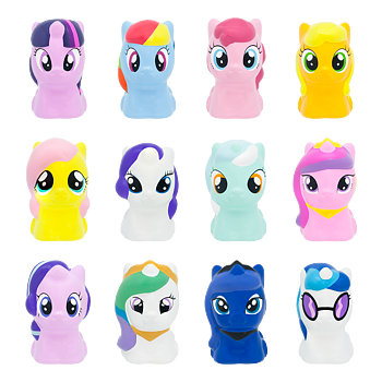 My Little Pony MashMallow Slow Foam Squeezie Blind Bag