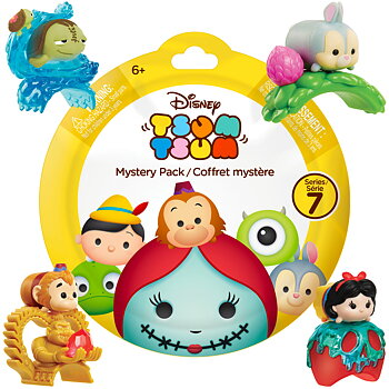 Disney Tsum Tsum Series 7 Mystery Stack Pack