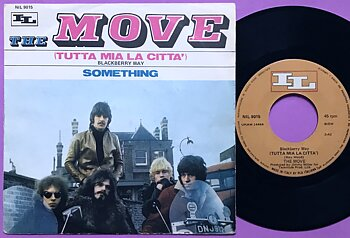 MOVE - Blackberry way Italy PS 1969