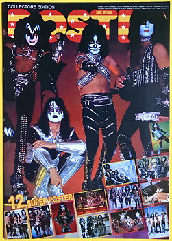 """POSTER mag - KISS Special """"Collectors edition"""""""