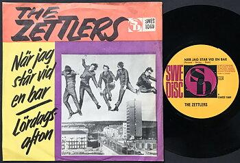 ZETTLERS - När jag står vid en bar Swe PS 1964