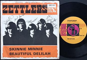 ZETTLERS - Skinnie Minnie Swe PS 1965