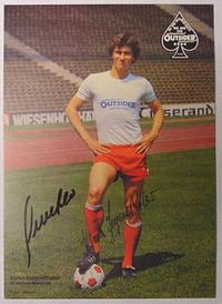 Augenthaler, Klaus - Autograph