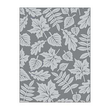FSJ- Embossing folder - Changing Seasons
