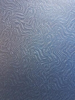 Craft Perfect - speciality cards-denim ripple