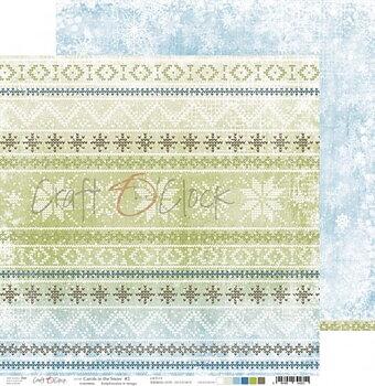 Craft a Clock  -carols in the snow 02