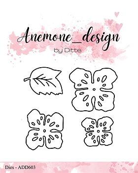 Anemone Design - die - Flowers