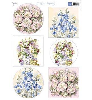 Marianne Design - Klippark-Mattie's Field Flowers