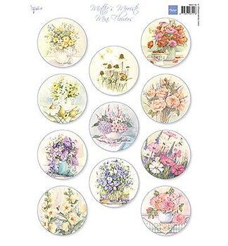 Marianne Design - Klippark-Mattie's MiniFlowers