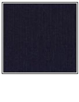 Cardstock - Linen - Black - 20  pack obs