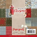 Amy Design  Paperpack - 6x6 - Nostalgic Christmas