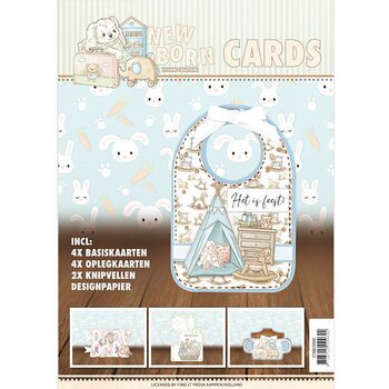 Yvonne Creations -- New born cards - bok