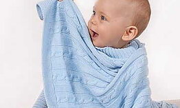 BABY COTTON BLANKETS