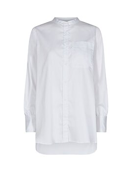 Levete Room Isla Solid shirt white