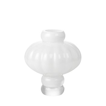 Louise Roe Balloon vase 02 opalvit