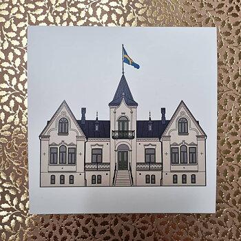 ÅHUS - Engströmska Villan