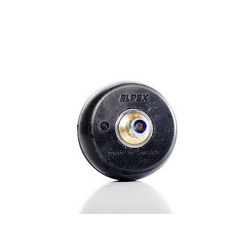 Elpex 40 mm Bakhjul komplett (4) Extra tröga