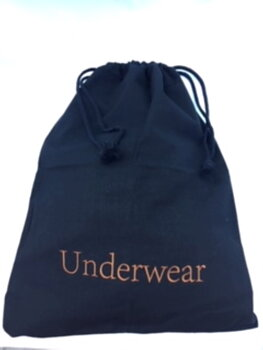 Travel bag - Underwear
