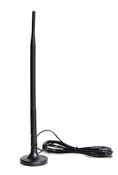 4G/3G/2G Antenn TS9, 3dbi / 3m kabel