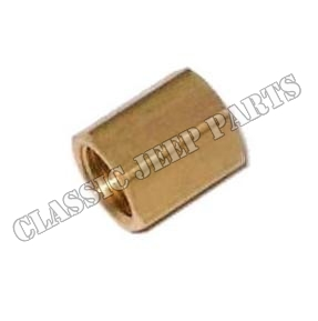 Oil line adapter union hose to tube