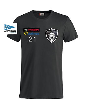 Trollhättefallen HC Team T-shirt Svart